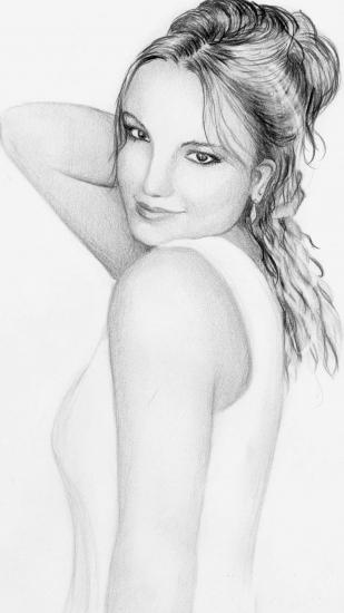 Britney Spears par Anette